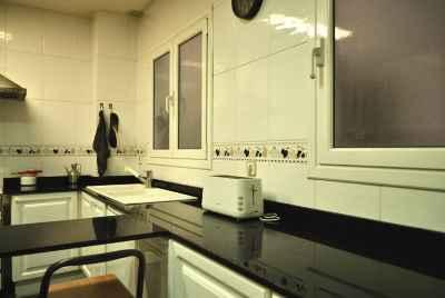 5 bedroom modernist apartment in the center of Barcelona center